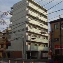 武蔵中原一棟マンション